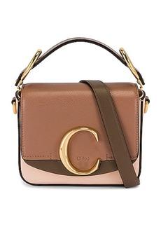Chloé Chloe Mini C Square Bag