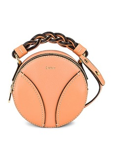 Chloé Chloe Mini Daria Round Bag