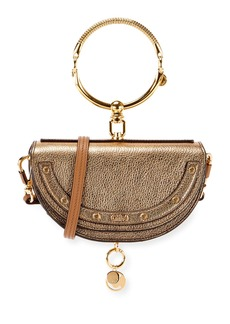 Chloé Chloe Nile Metallic Minaudiere Shoulder Bag