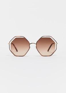 Chloé Chloe Poppy Sunglasses