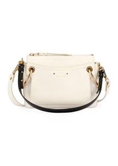 Chloé Chloe Roy Leather/Suede Shoulder Bag