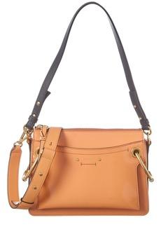 Chloé Chloe Roy Small Patent Shoulder Bag