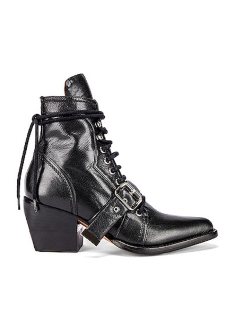 Chloé Chloe Rylee Boots