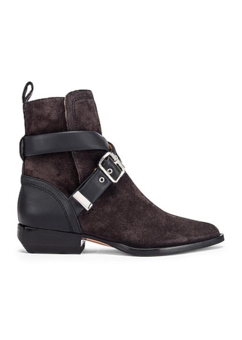 Chloé Chloe Rylee Buckle Boots