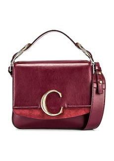 Chloé Chloe Small C Box Bag