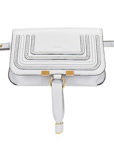 Chloé Chloe Small Marcie Grained Calfskin Belt Bag