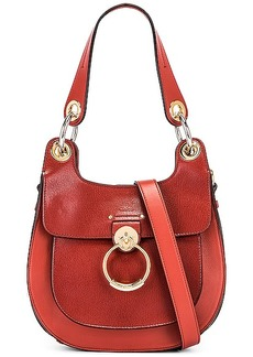 Chloé Chloe Small Tess Leather Hobo Bag