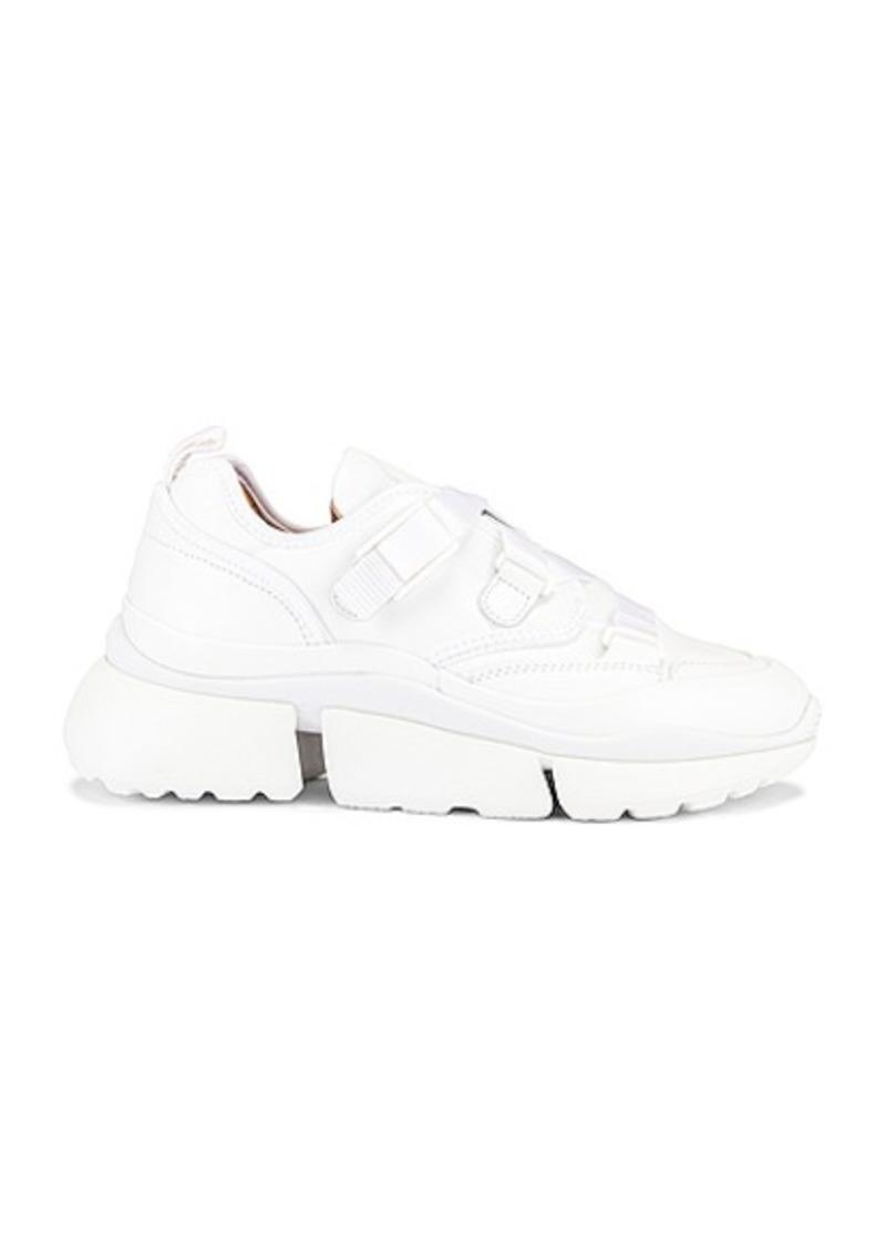 Chloé Chloe Sonnie Sneakers