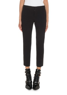 Chloé Chloe Straight-Leg Cropped Pants