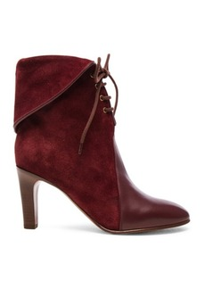 Chloe Suede Kole Ankle Boots