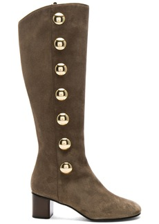 Chloe Suede Orlando Knee High Boots