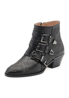 Suzanna Studded Buckle Boot
