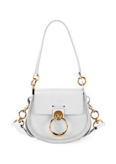 Chloé Chloe Tess Small Leather/Suede Camera Crossbody Bag