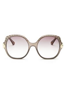 Chloé Chloe Women's Vera Round Sunglasses, 56mm
