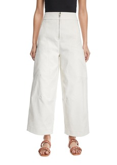 Workwear Stretch-Cotton Pants