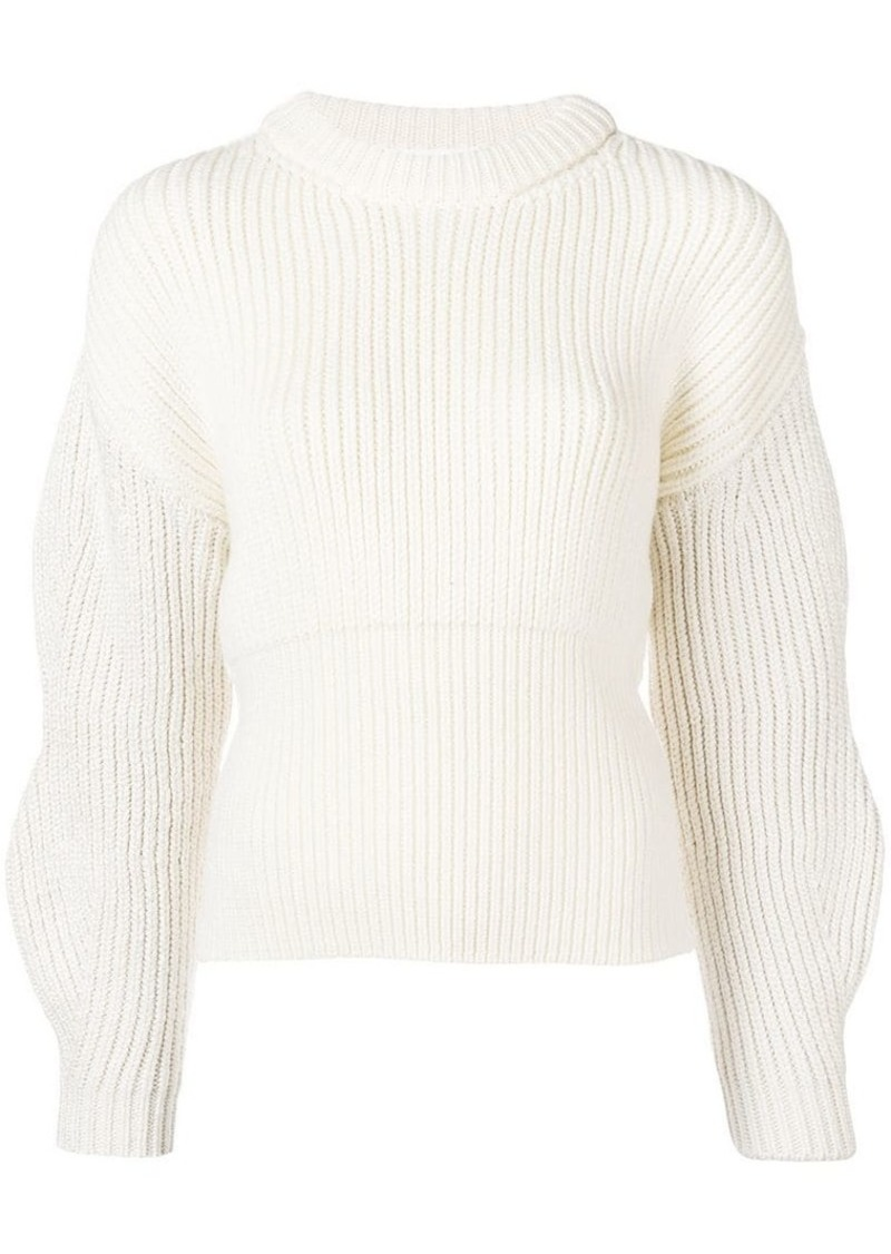 ee30d1175beb Chloé chunky knit sweater