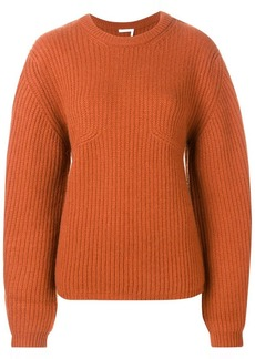 Chloé chunky knit sweater