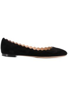 Chloé classic ballerina shoes