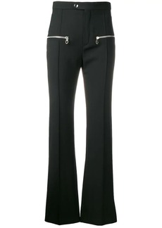 Chloé classic flared trousers