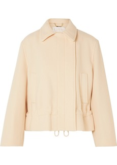 Chloé Cropped Wool-blend Jacket