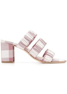 Chloé Delphinium sandals