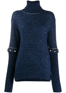 Chloé detachable sleeves jumper