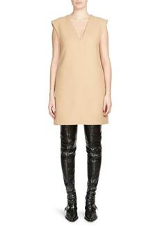 Chloé Double-Faced Wool Shift Dress