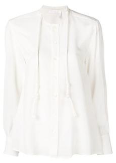 Chloé drawstring detail blouse
