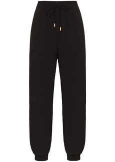 Chloé drawstring jogging trousers