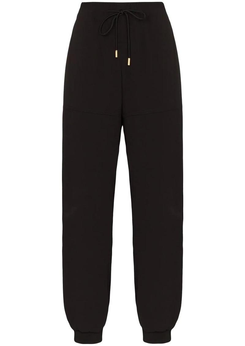 Chloé drawstring jogging trousers