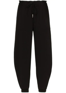 Chloé Drawstring wool track pants