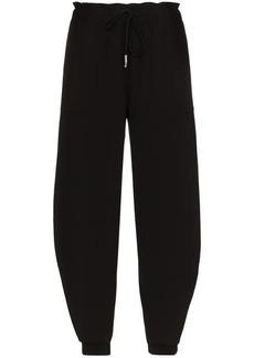 Chloé Drawstring wool track pants