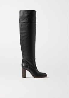 Chloé Emma Leather Over-the-knee Boots