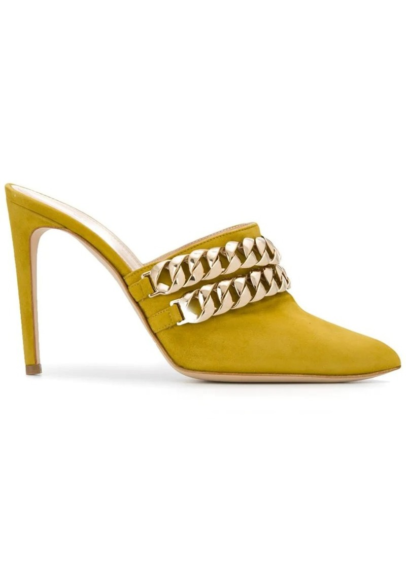Eva mule pumps