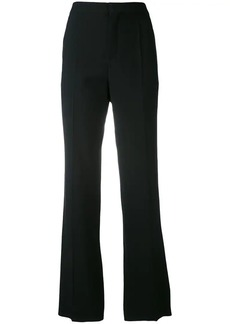 Chloé fitted flared trousers