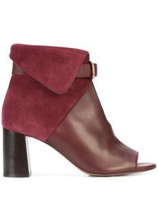 Chloé flap shoe boots