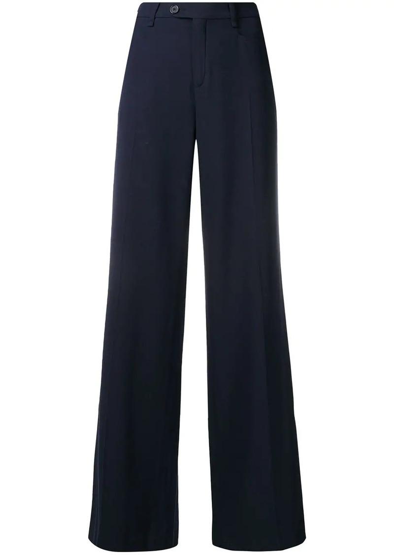 Chloé flare leg trousers