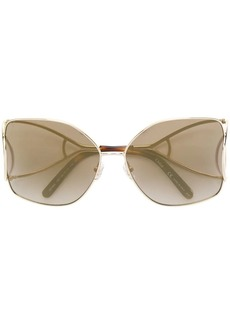 Chloé framed sunglasses