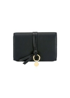 Chloé French Alphabet Leather Wallet