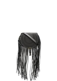 Chloé mini Marcie fringed crossbody bag