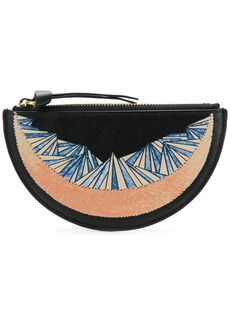 Chloé geometric print wallet