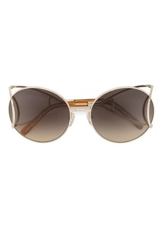 Chloé Gold Jackson sunglasses