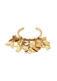 Chloé Gold-Tone Bracelet