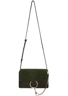 Chloé Green Small Faye Bag