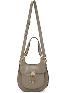 Chloé Grey Medium Tess Bag