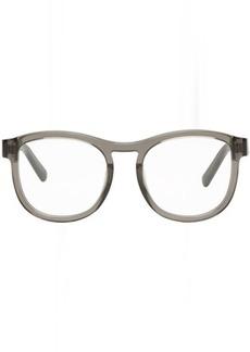 Chloé Grey Round Glasses