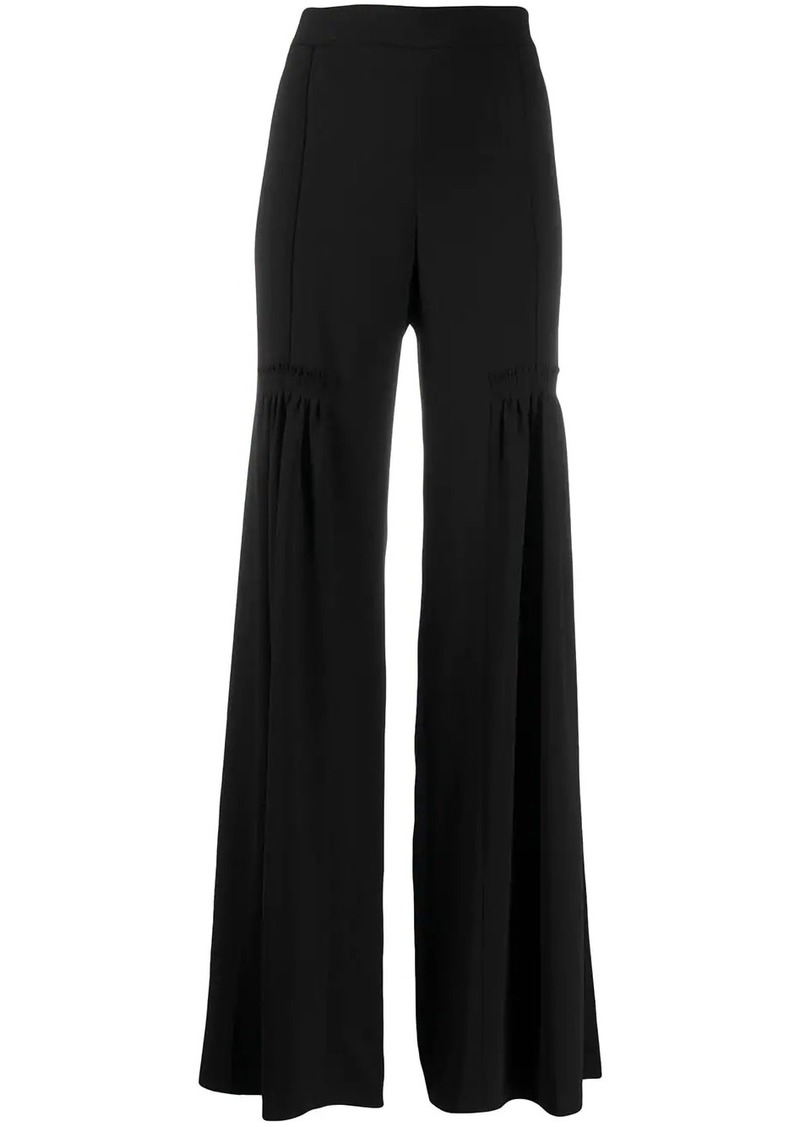 Chloé high rise palazzo trousers