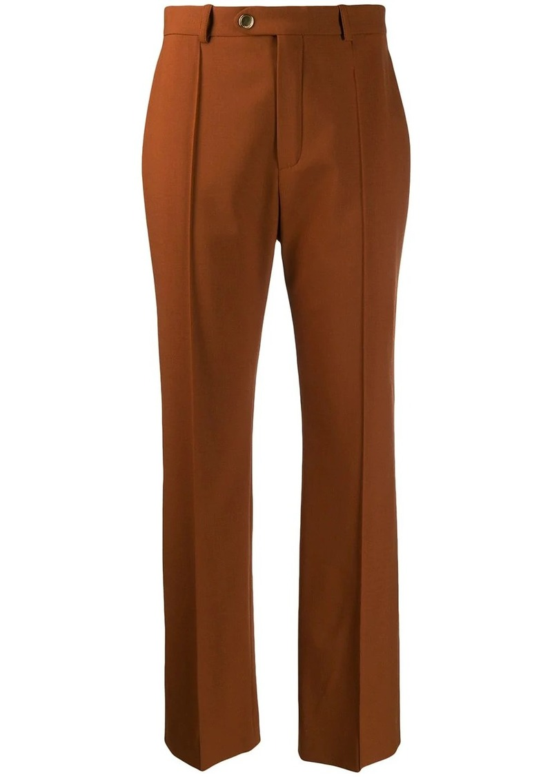 Chloé high waist tailored trousers