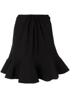 Chloé high-waisted ruffle skirt