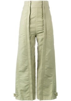 Chloé high-waisted trousers